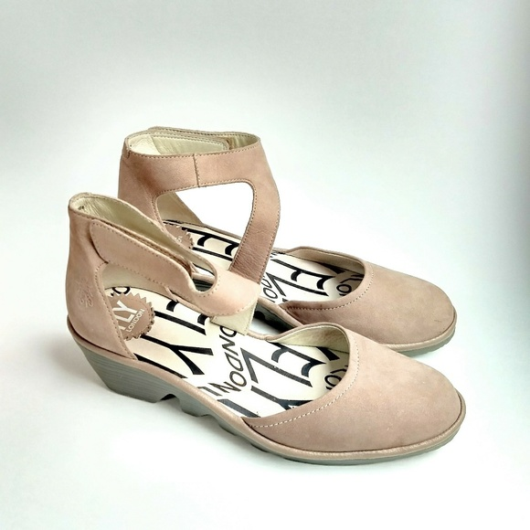 Fly London Shoes - 💸SOLD💸Fly London Piat Wedge Heel
